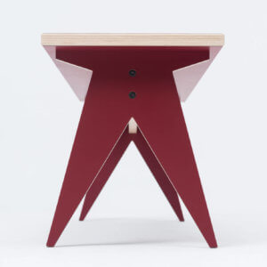 ST CALIPERS BENCH RED