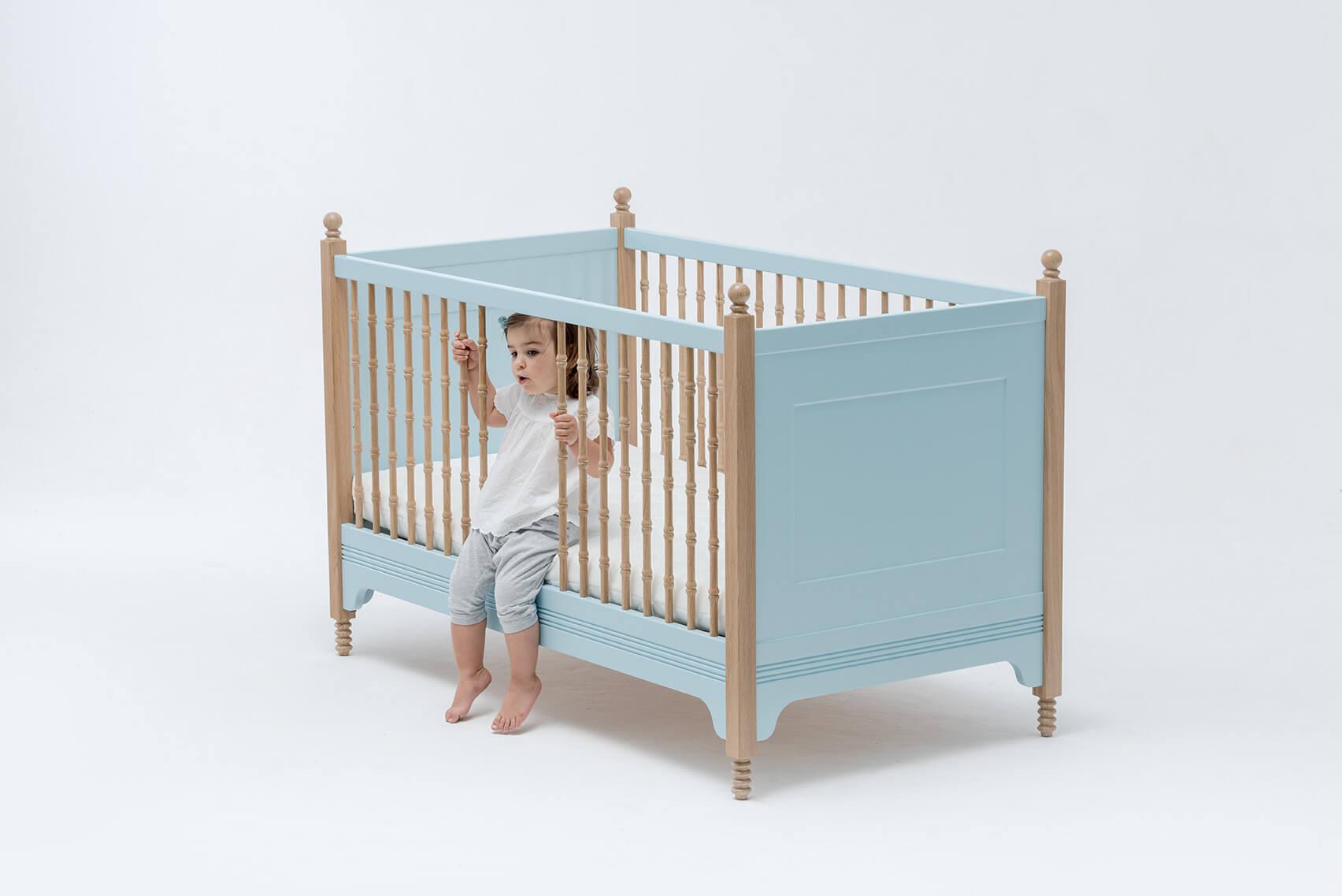 retro baby furniture. sofia crib retro baby furniture o