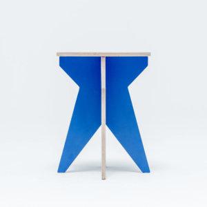 ST STOOL BLUE