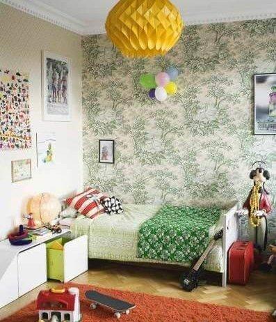 Znutką baśni – tradycyjne pokoiki dla dzieci