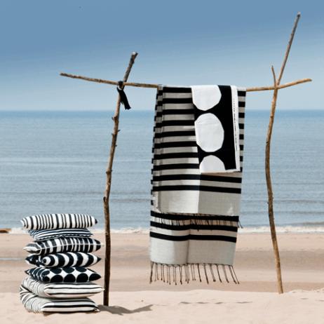 Fouta – najmodniejszy ręcznik plażowy!