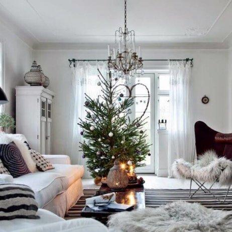 Święta Bożego Narodzenia – dekoracje BLACK&WHITE cz.2