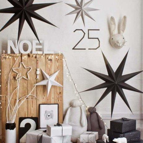 Święta Bożego Narodzenia – dekoracje BLACK&WHITE cz.1