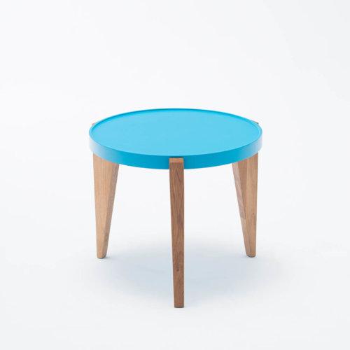 stolik bontri niebieski