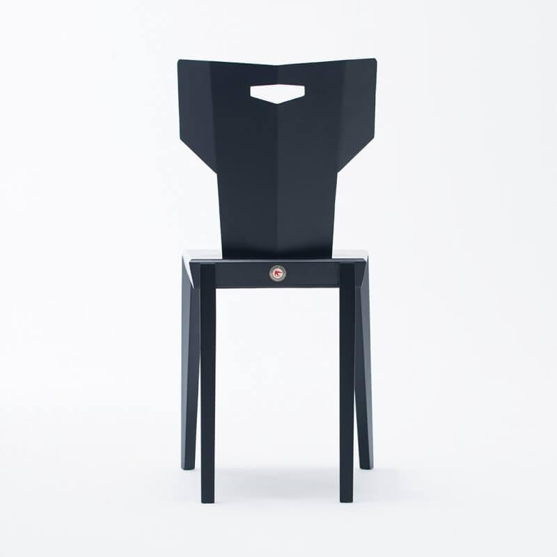krzesło Pegaz Czarne