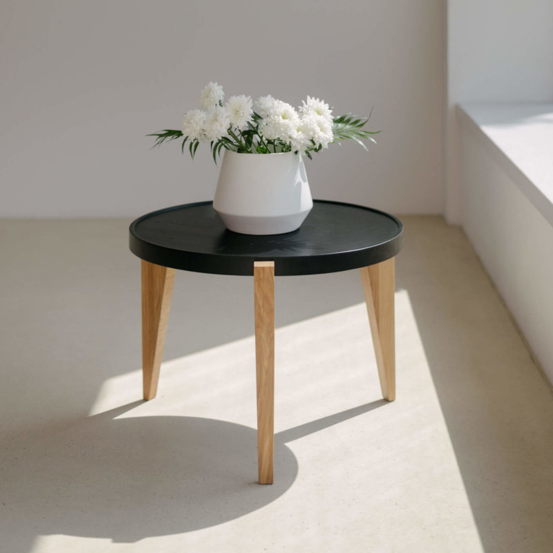 stolik bontri czarny